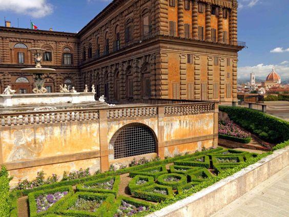 Збори музеїв - палаццо Пітті