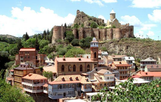 фортеця Нарікала