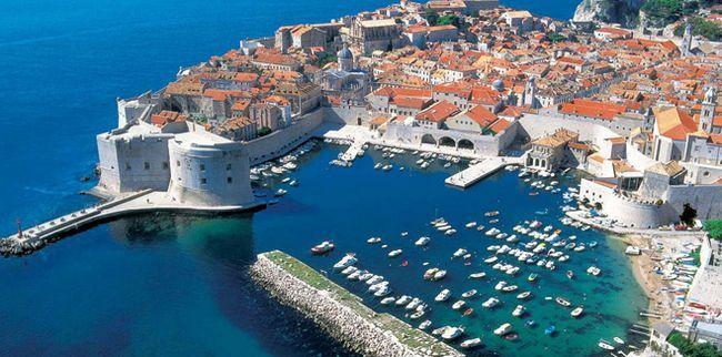 Головні пам`ятки Хорватії