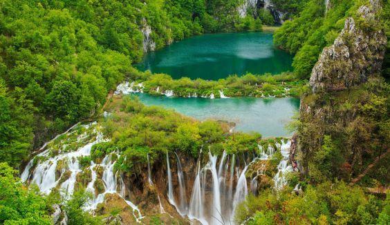 Чудові Плитвицкие озера