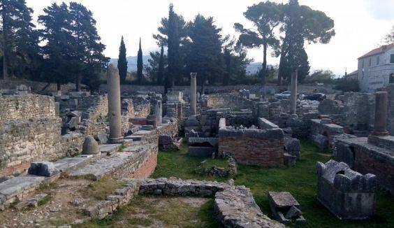 Давньоримський місто Салону