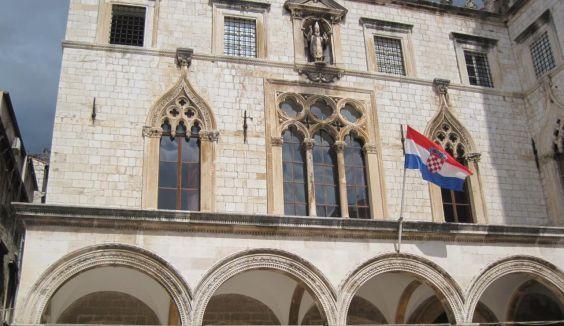 Князівський палац в Дубровнику