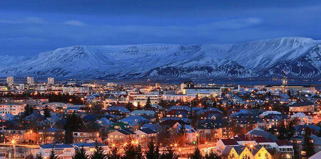 Головні пам`ятки Ісландії