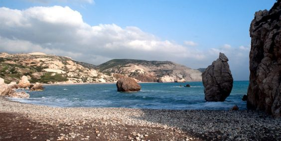 Місце народження Афродіти - романтична пам`ятка
