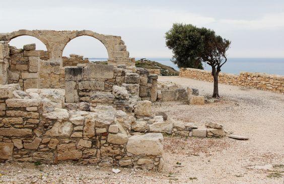 античний Курион