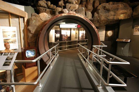 Музей ядерний випробувань Лас-Вегаса
