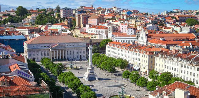 місто Лісабон
