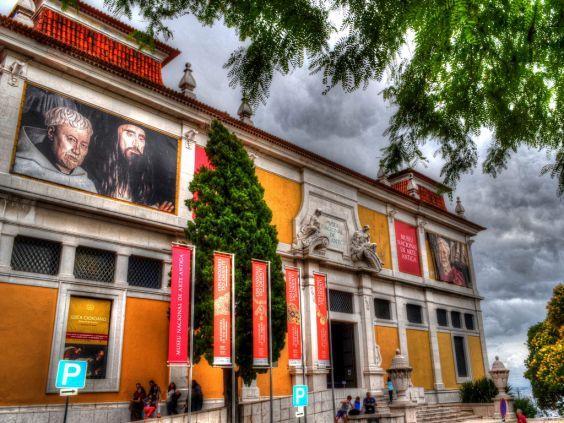 Національний музей стародавнього мистецтва Лісабона