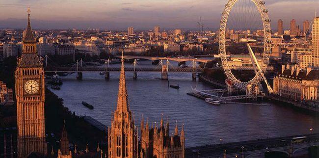 Головні пам`ятки Лондона