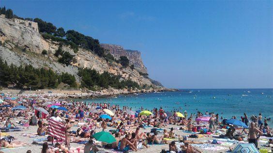Пляж «Дез-Каталані»