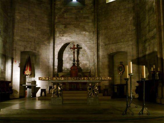 Церква абатства Сен-Віктор