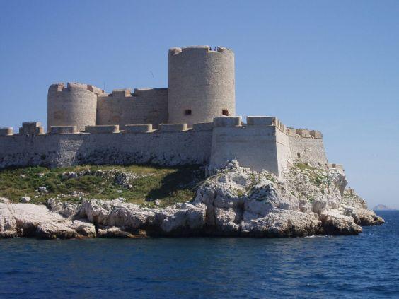 Таємничий замок Іф