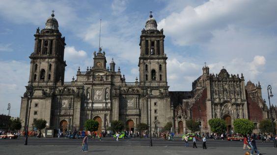 Кафедральний собор Мехіко