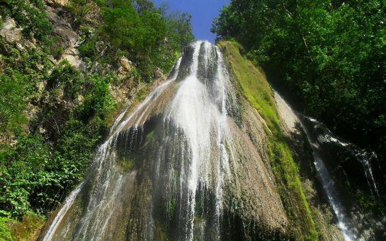 Водоспад Кола де Кабалло