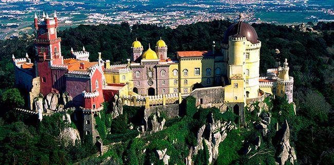 Головні пам`ятки Португалії