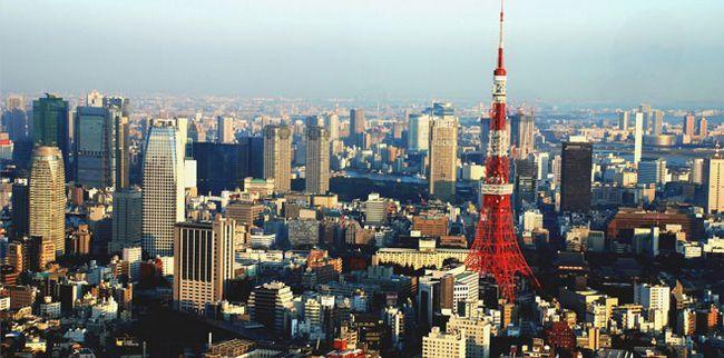 Головні пам`ятки Токіо