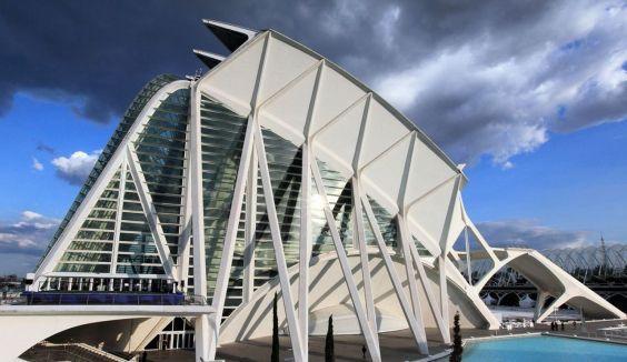 Науковий музей принца Феліпе в Місті наук і мистецтв