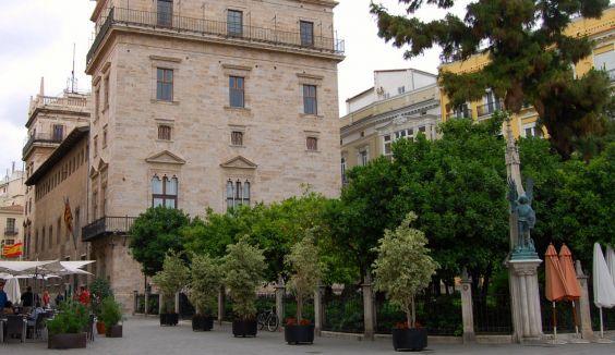 Палац уряду Валенсії