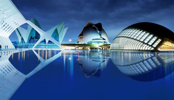 Місто мистецтв і наук Валенсії