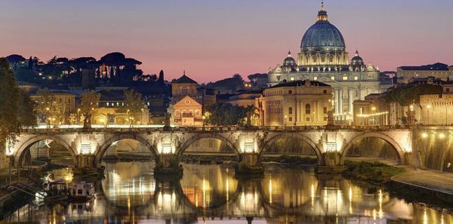 Головні пам`ятки Ватикану