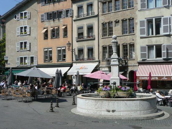 Площа Бург-де-Фур