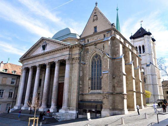 Женевський собор Святого Петра