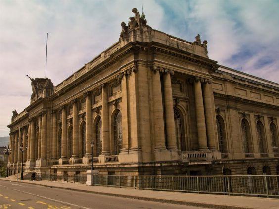 Женевський Музей мистецтва та історії