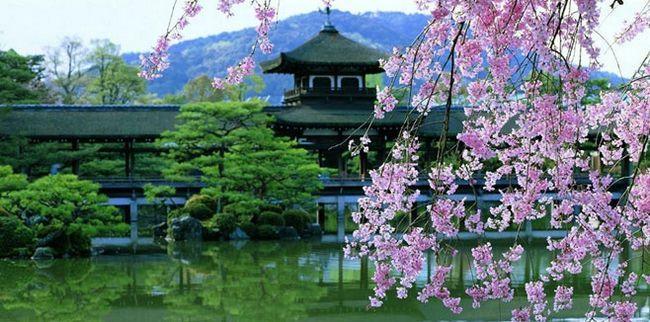 Чарівність японського Кіото