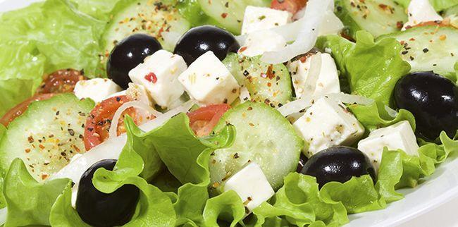 Грецька дієта для схуднення