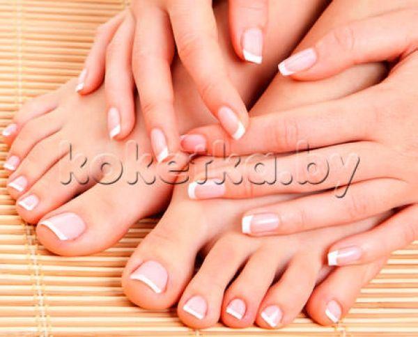 Грибок нігтів - причини і лікування.