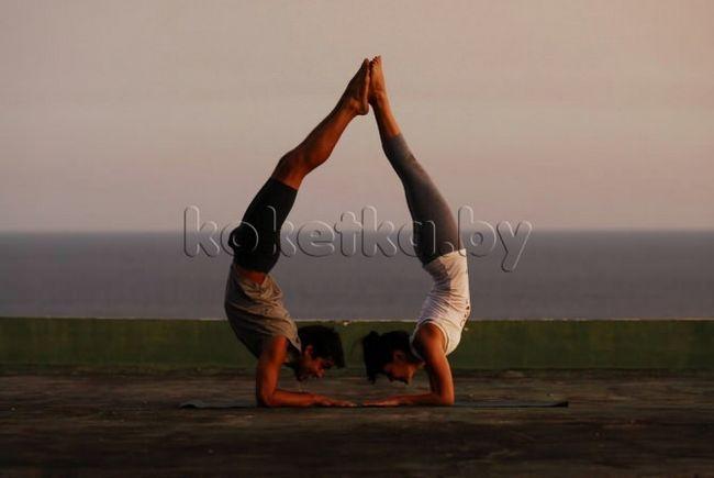 Хатха - йога для початківців