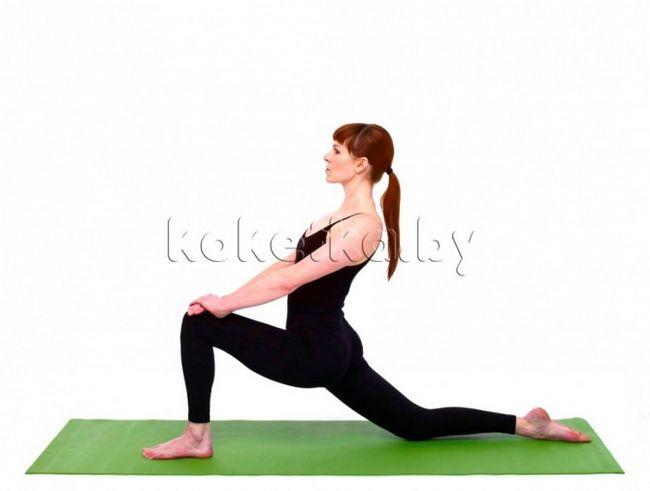 Хатха - йога. вправи