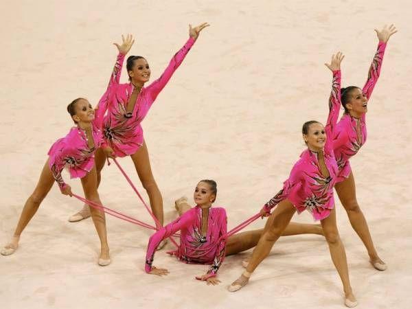 Художня гімнастика 1