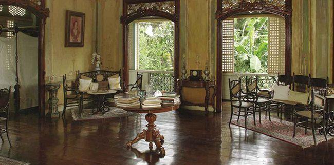 Індонезійська стиль в інтер`єрі квартири