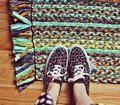 Робимо своїми руками килимок з старого одягу для будинку