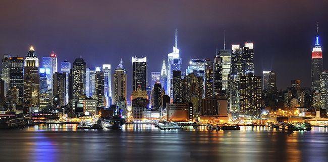 Велике Яблуко - місто Нью-Йорк