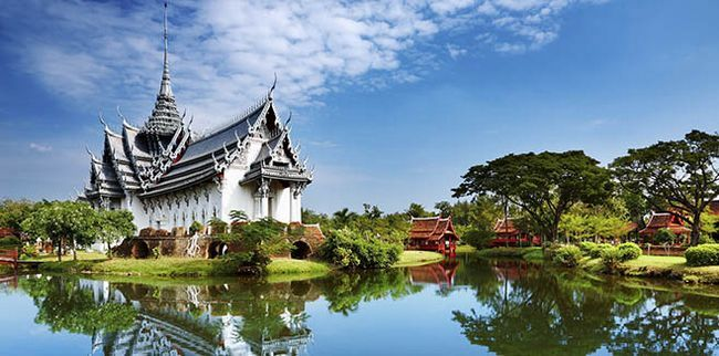 красень Таїланд