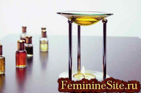 Ефірна олія кориці використовується в ароматерапії.