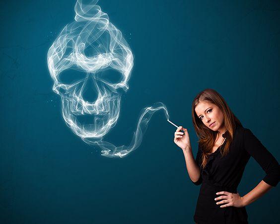 Сигарети отруюють кожну клітинку нашого тіла