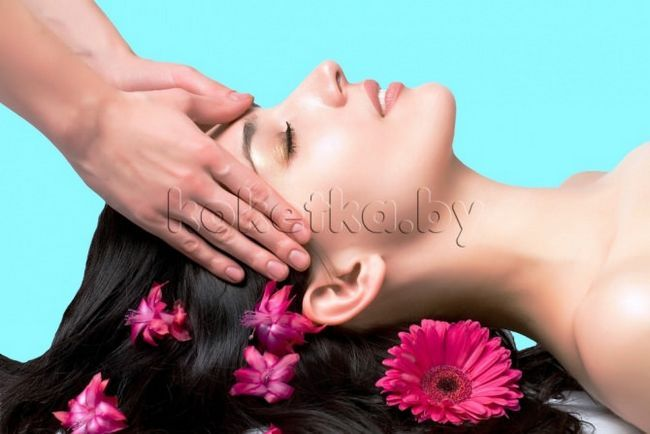 Як робити масаж голови?