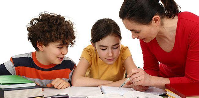 Як потрібно робити уроки з дитиною