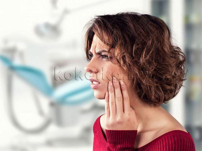 Як позбутися від зубного болю