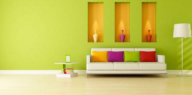 Як змінити простір за допомогою кольору