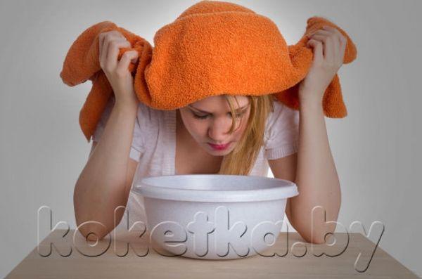 Як лікувати гайморит в домашніх умовах