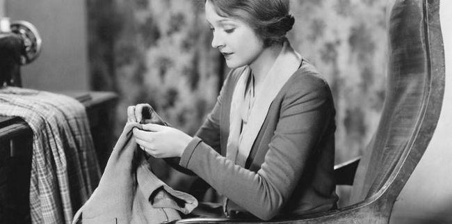 Як навчитися шити