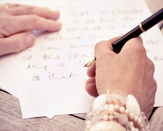 Список обіцянок - відмінний спосіб поліпшити ваші відносини