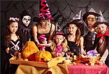 Як весело відсвяткувати Хеллоуін вдома з дітьми