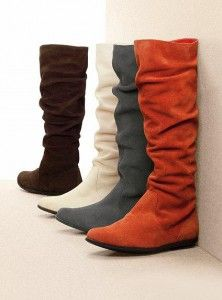 Чистимо замшеве взуття в домашніх умовах