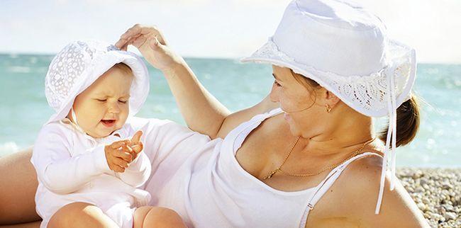 Як підготуватися до відпустки з маленькою дитиною - корисні поради