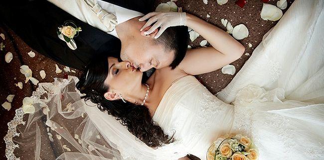Перша шлюбна ніч повинна бути незабутньою
